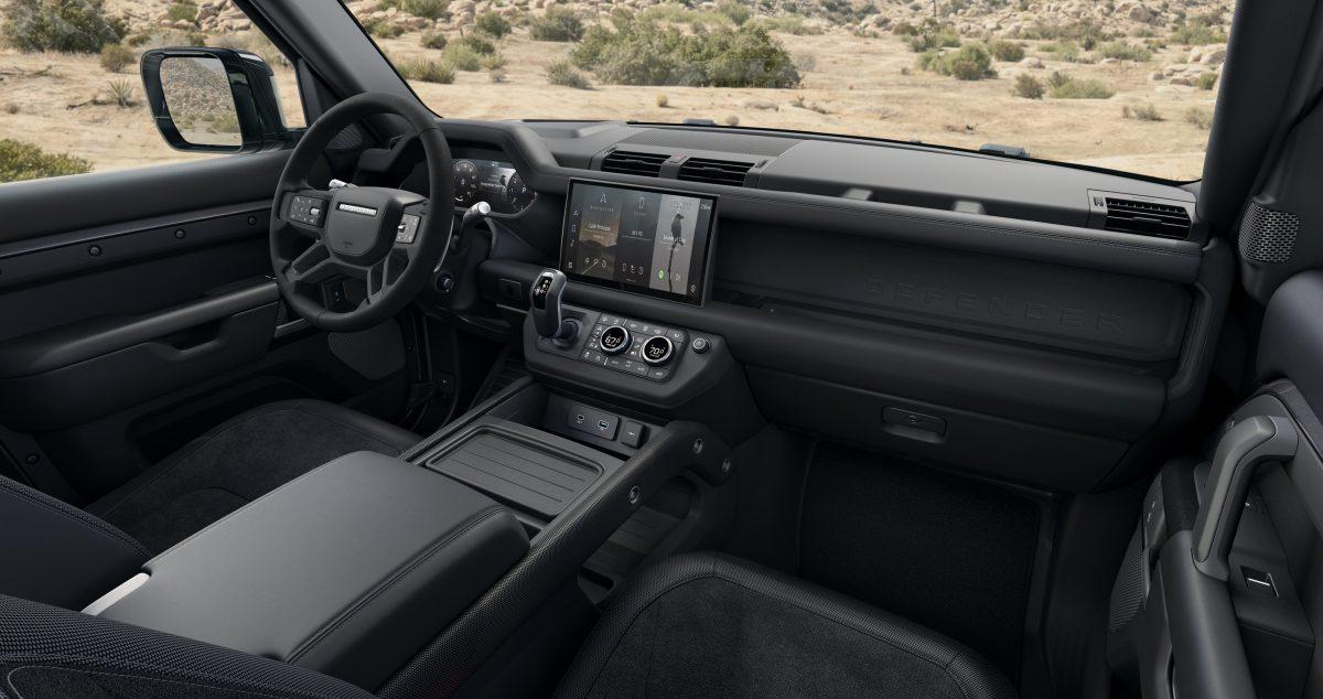 Land Rover Defender 2022