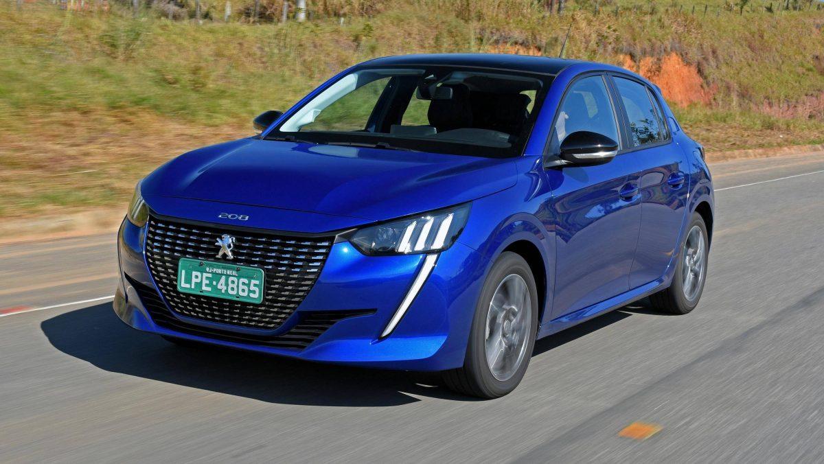 Recall da Peugeot convoca novo 208 no Brasil