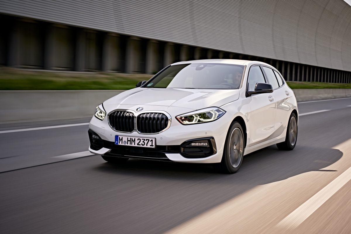 Promoção da BMW