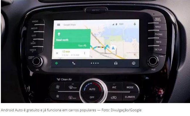 carros e smartphones