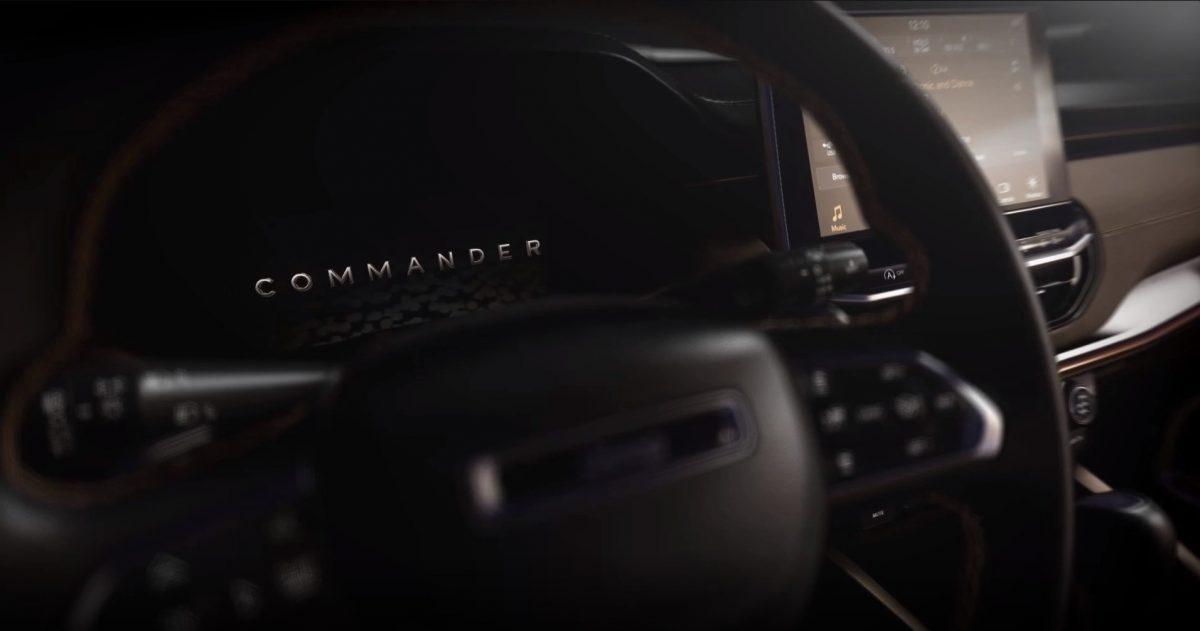 Novo Jeep Commander