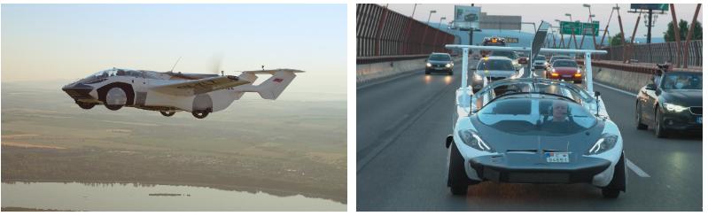 carro voador
