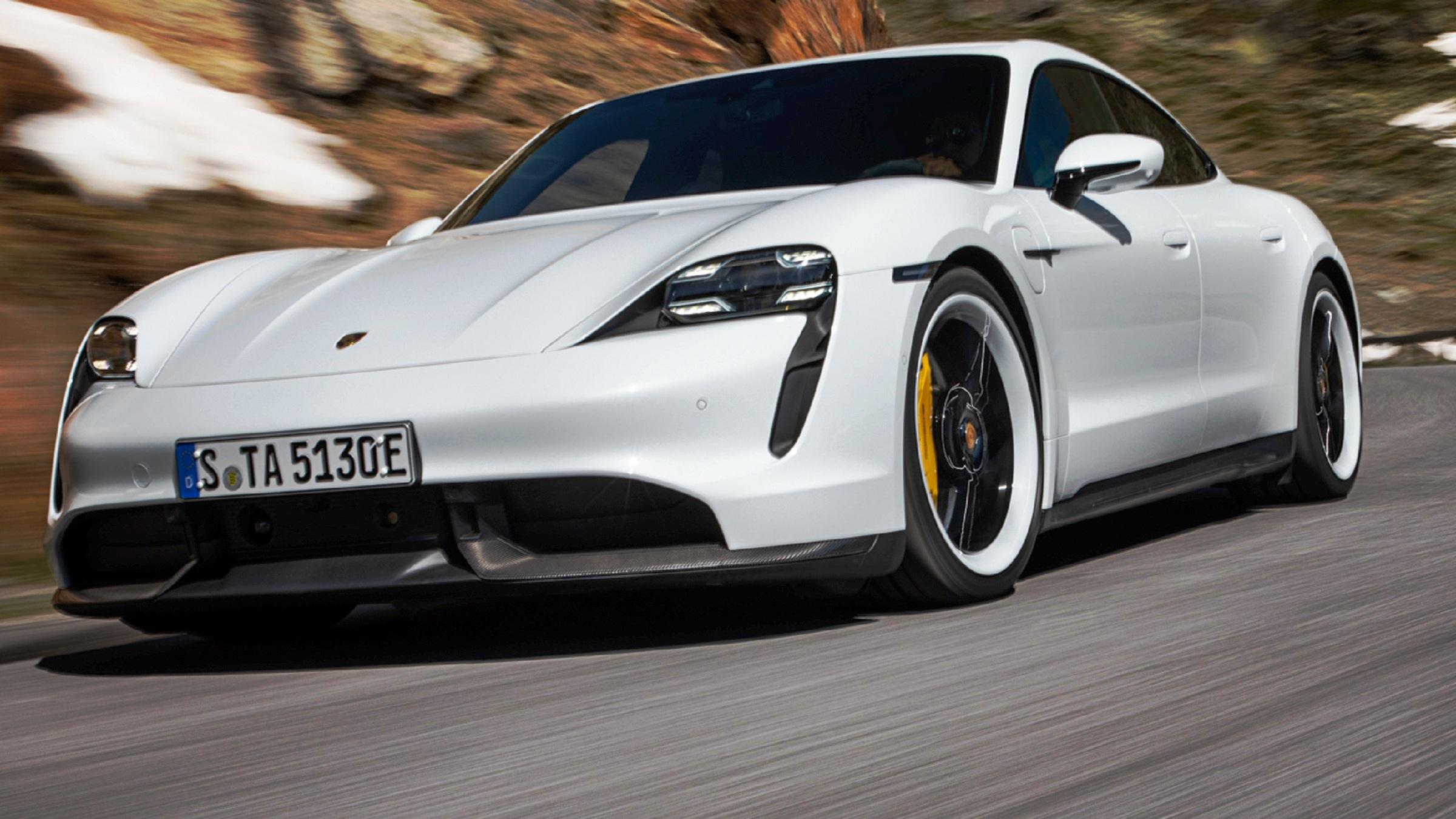 recall da Porsche