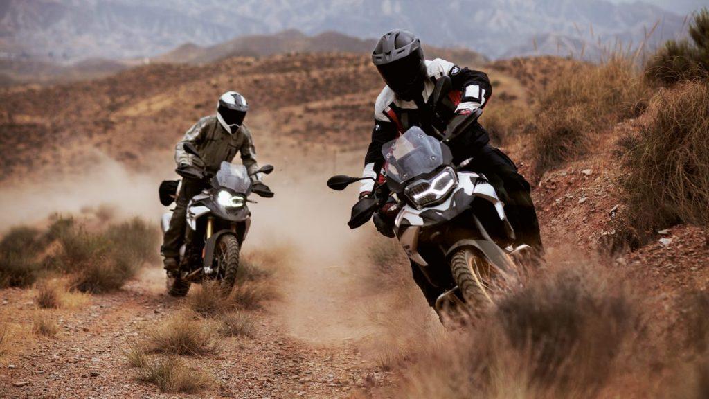 Motos da BMW têm condições especiais neste mês; veja os modelos