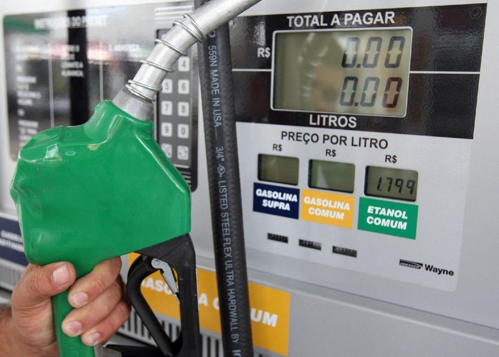 fim às fraudes de bombas de combustível