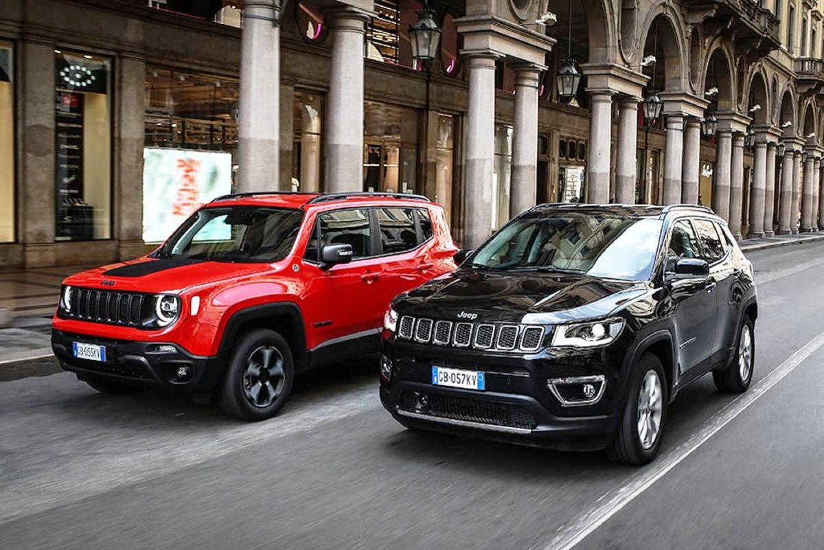 Jeep conquista liderança em junho e no ano