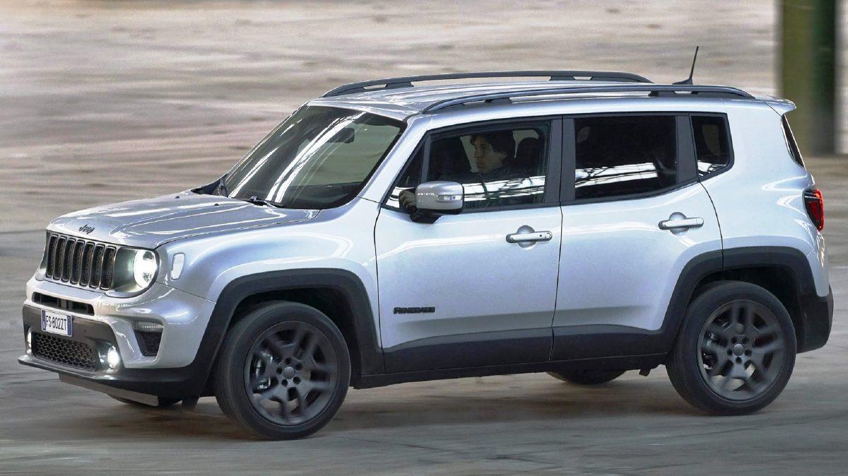 novo SUV da Jeep