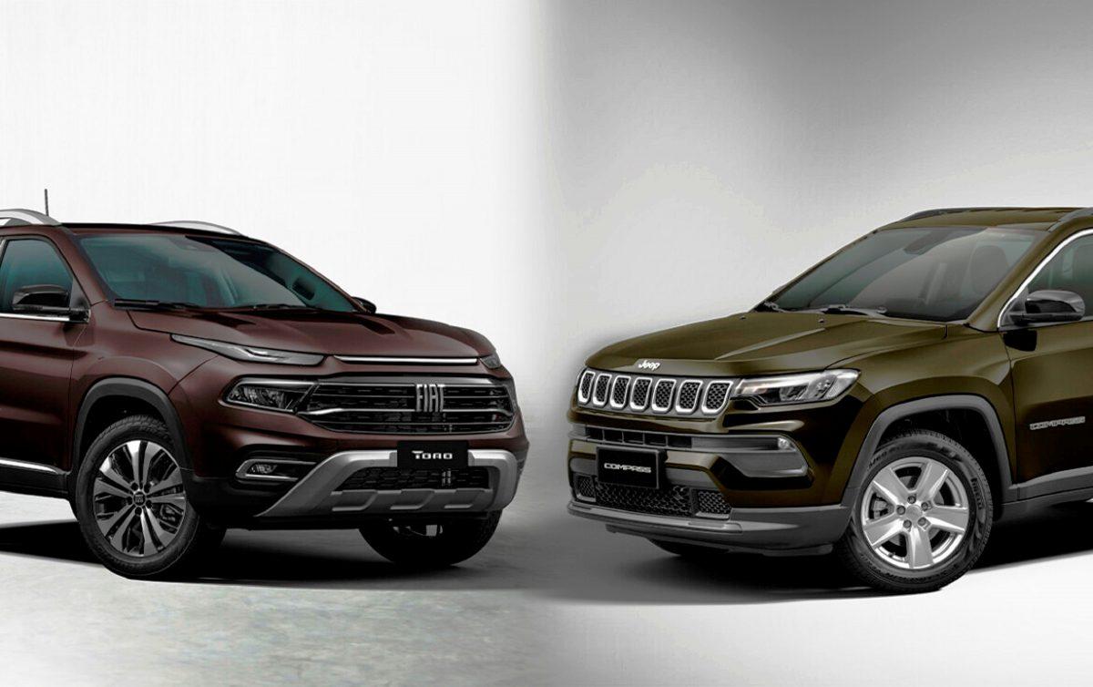 Plano de assinatura da Fiat e Jeep