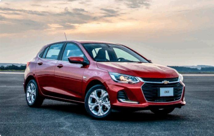 Chevrolet Onix Plus 2022