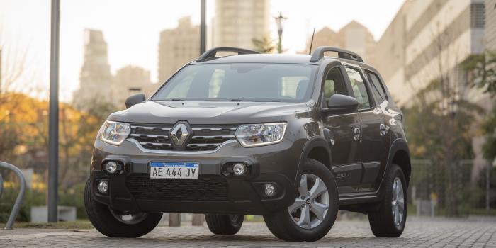 Renault Duster com motor turbo