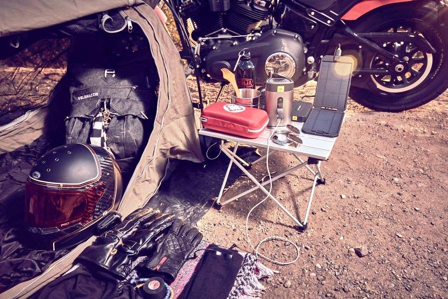 Dicas essenciais para organizar as bagagens e viajar de moto