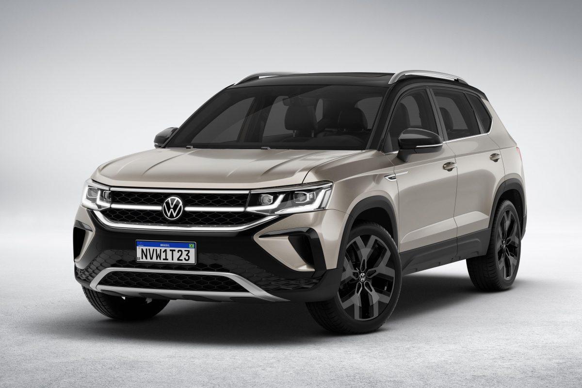 VW Taos Comfortline