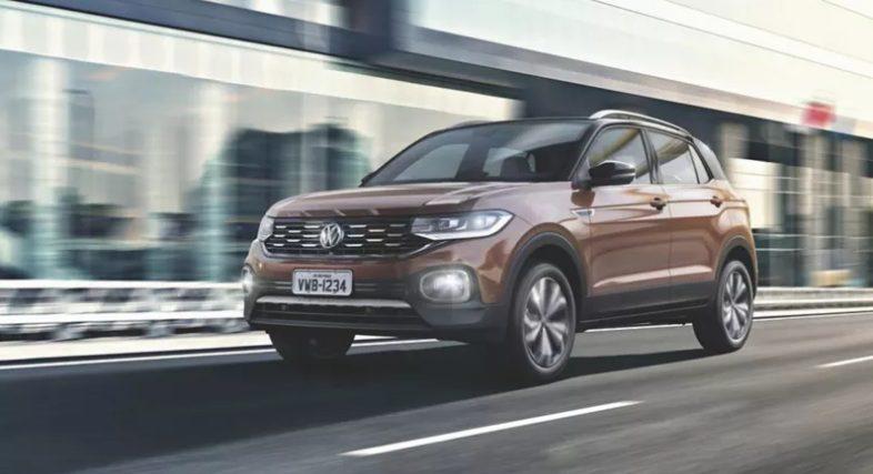 VW T-Cross 2022