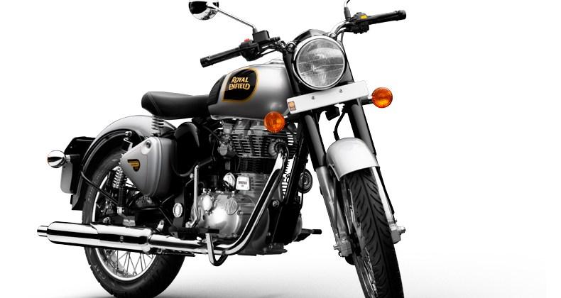 Royal Enfield Classic 350 é lançada na Índia