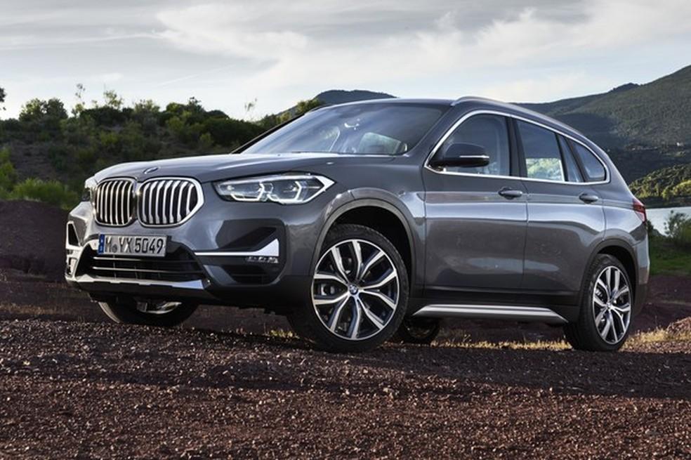 BMW X1 é o modelo mais valorizado com a venda incremental de 61,1%, Honda Fit vem em segundo