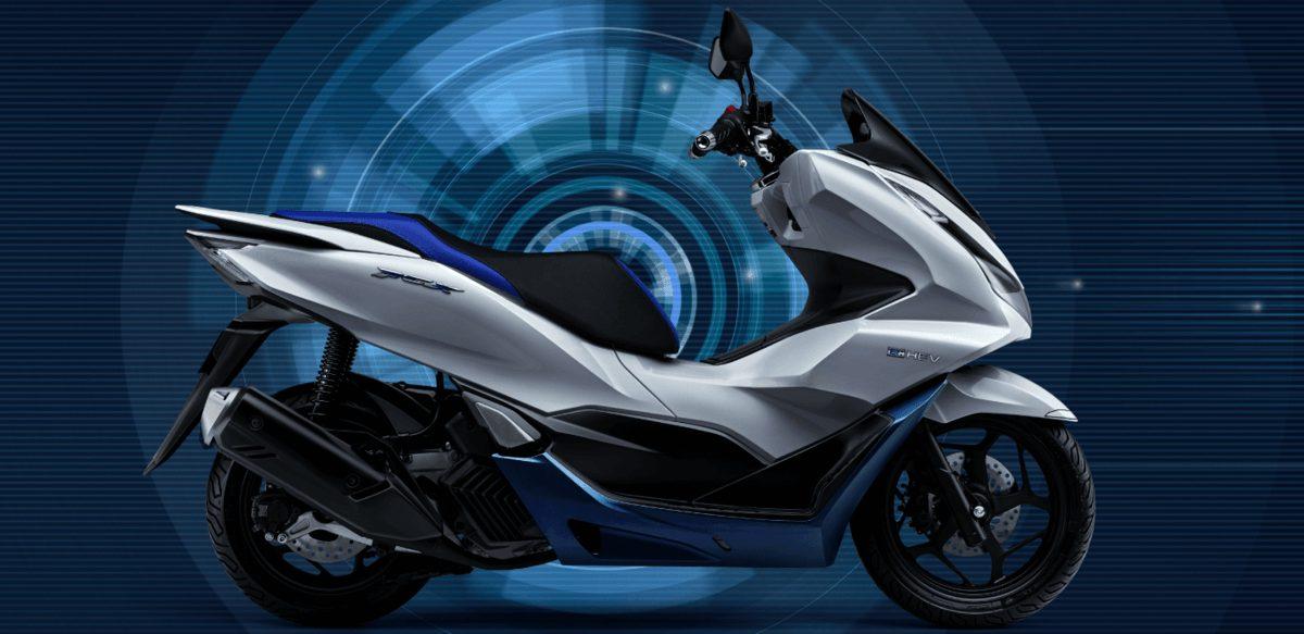 Motos Honda e Yamaha híbridas já lançadas