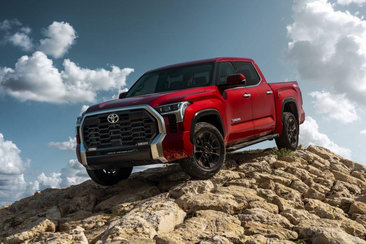 Toyota Tundra tem capacidade de reboque de 5,4 toneladas