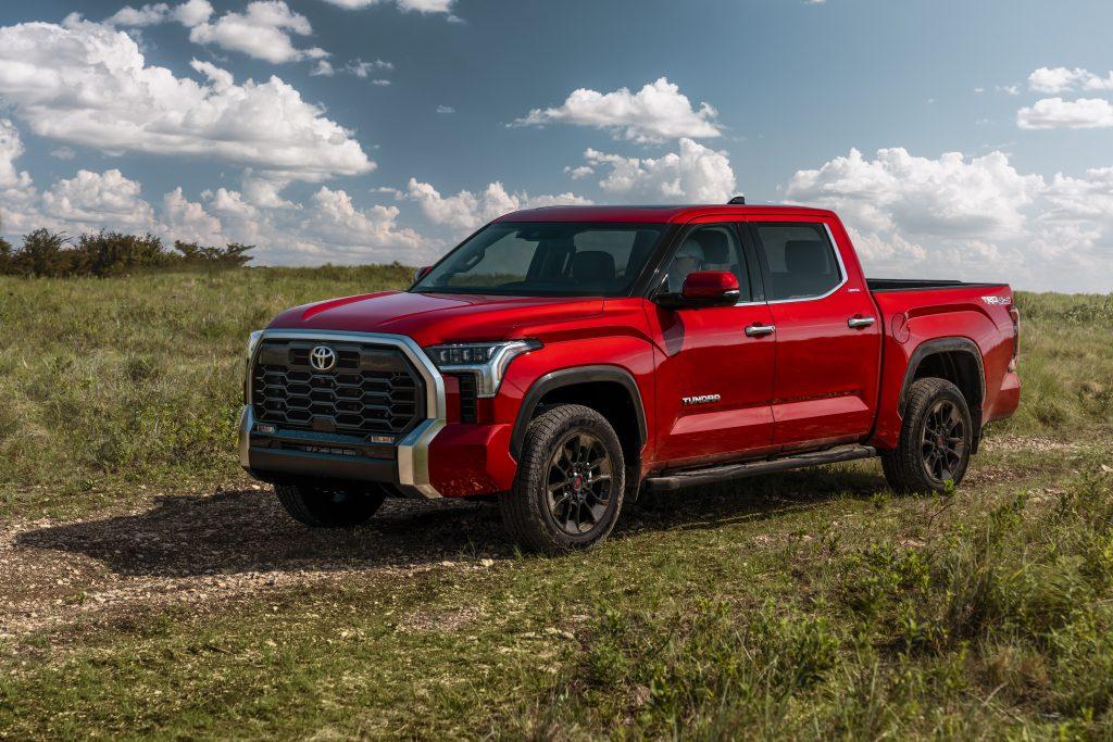Toyota Tundra é apresentada nos EUA