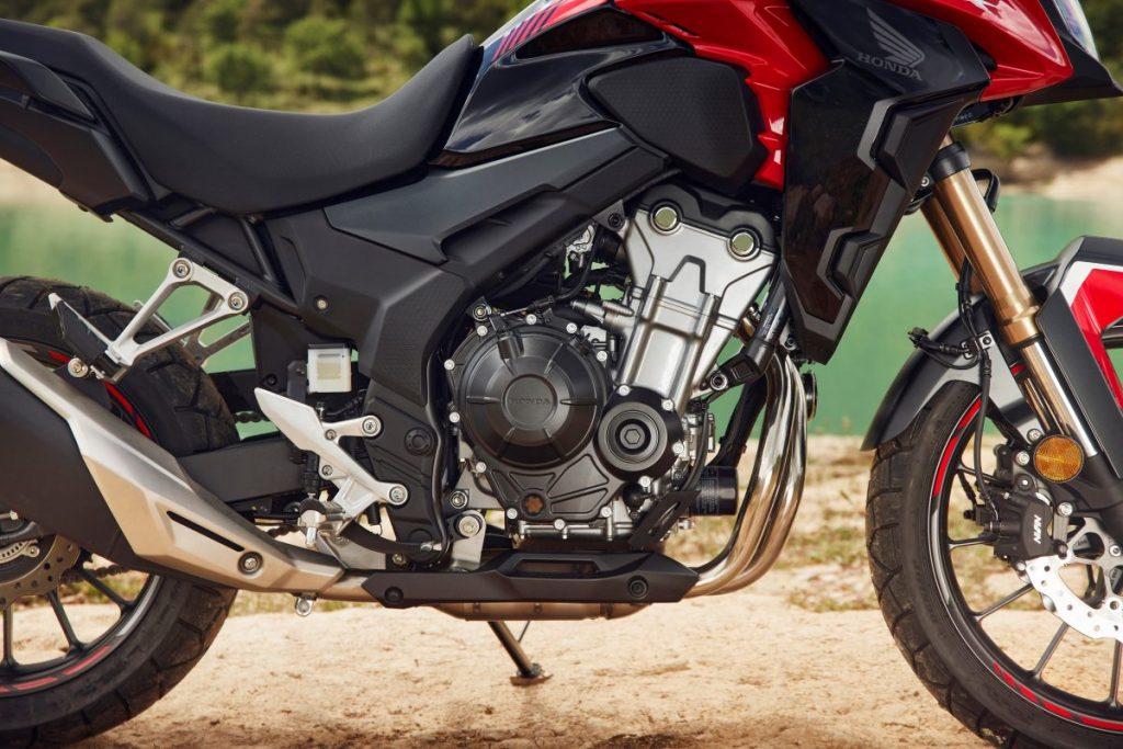 Linha 2022 da Honda CB 500 é vendida na Europa