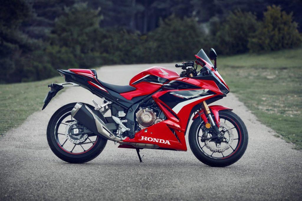 Nova Linha da Honda CB 500 é lançada na Europa