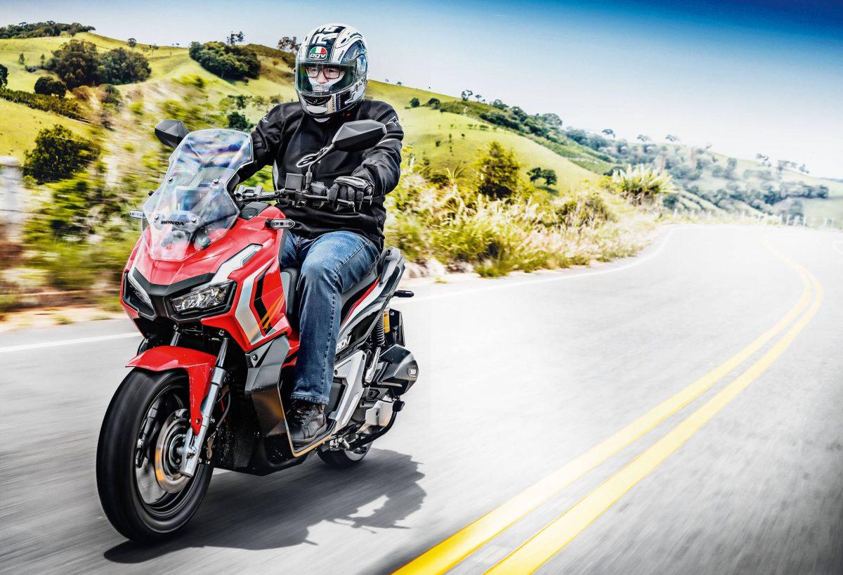 Scooters crescem cerca de 60% em 2021; Honda e Yamaha são as líderes
