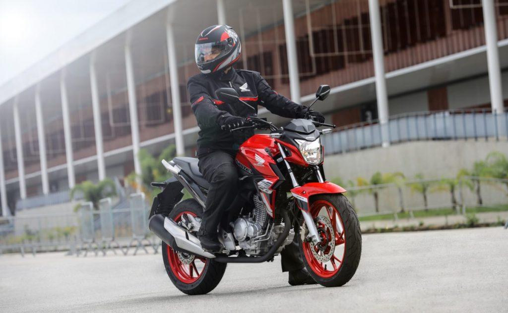 Honda CB 250F Twister está entre as motos mais roubadas no país