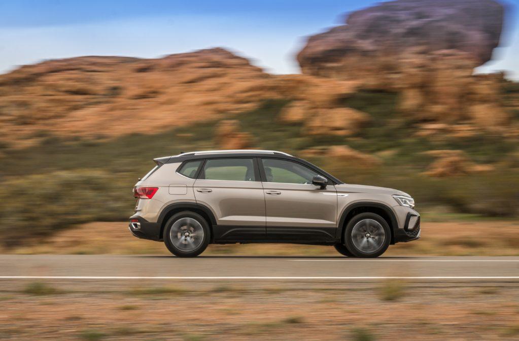 VW Taos ficou mais caro em setembro