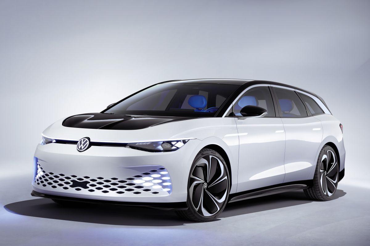 Volkswagen ID.7 pode ser o sucessor do Passat