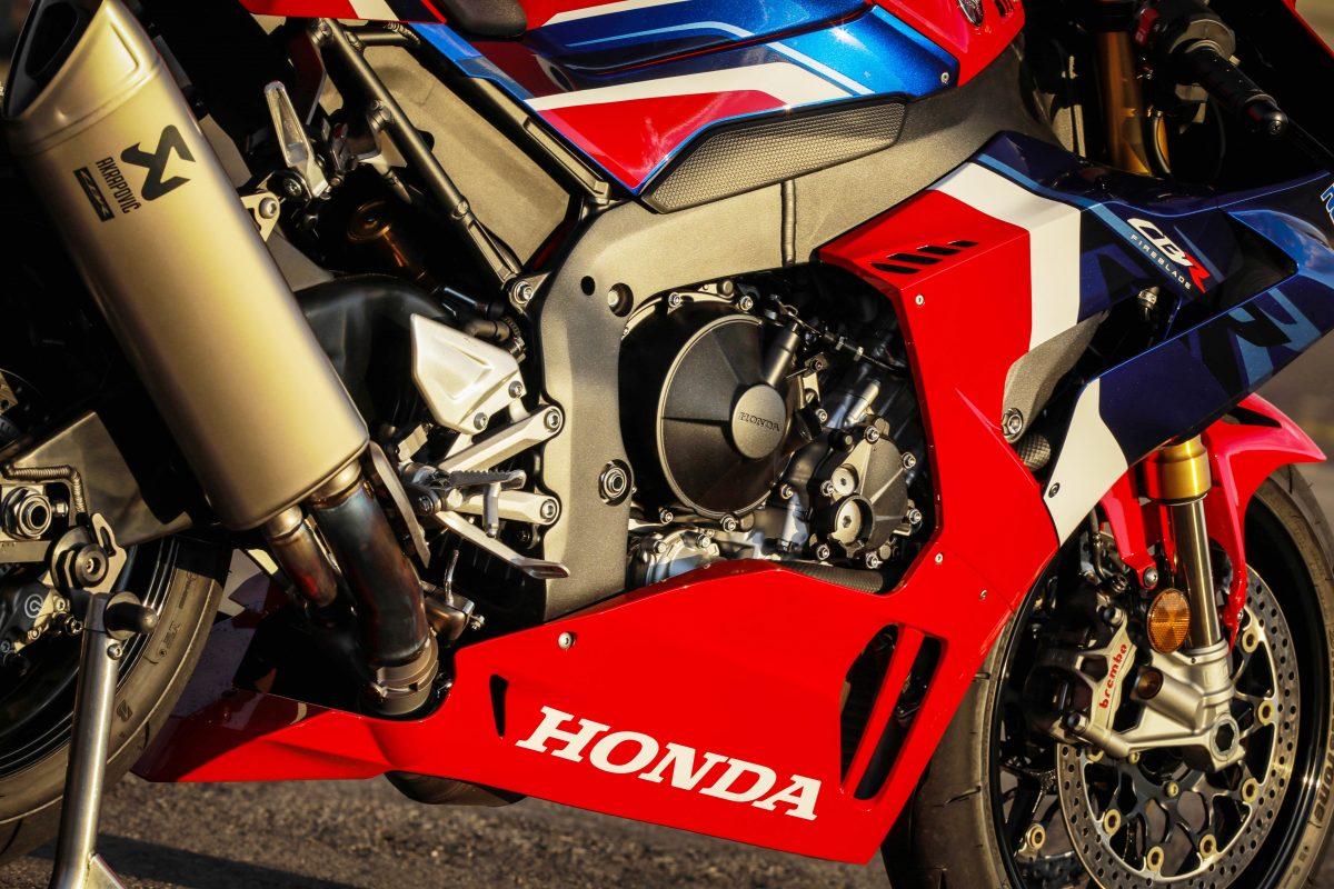 Honda CBR 1000RR-R