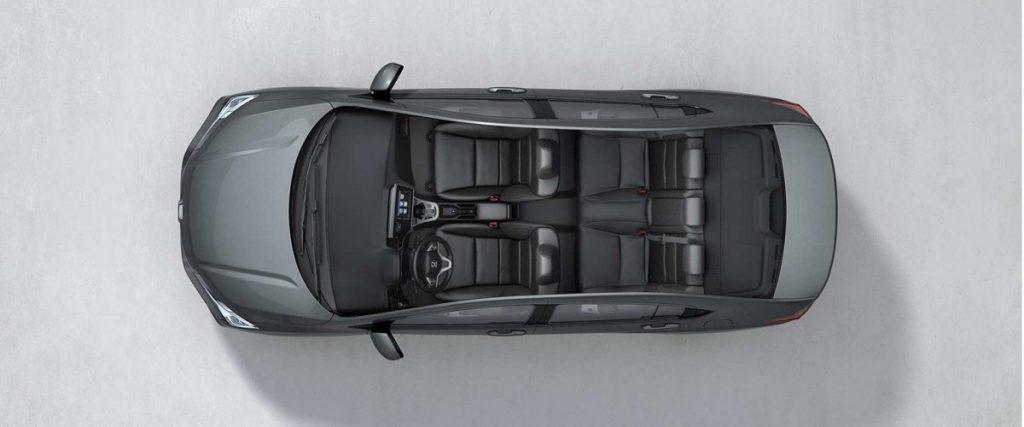 Honda City versão 2022 chega com novidades