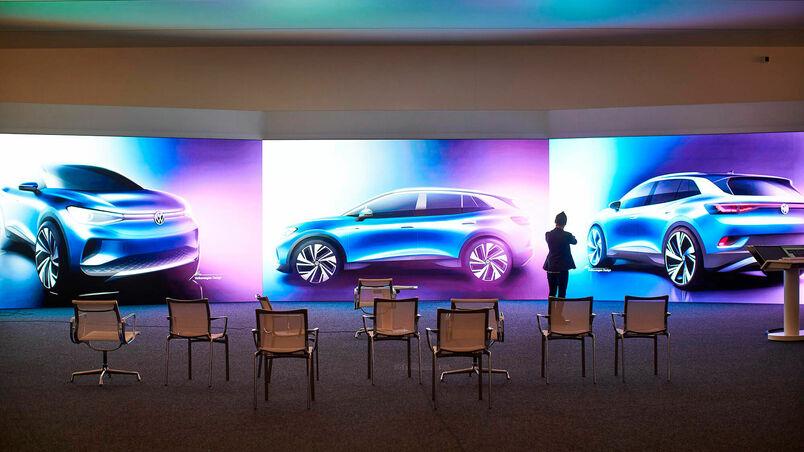 VW lança plataforma com informações sobre o futuro da mobilidade e temas relacionados