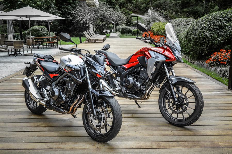 Honda Motos convoca CB 500F e CB 500X para inspeção e possível recall