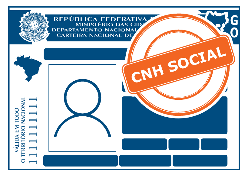 Detran de Goiás abre vagas para o CNH Social