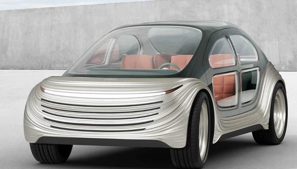 Airo é o carro do futuro que promete limpar o ar ao seu redor