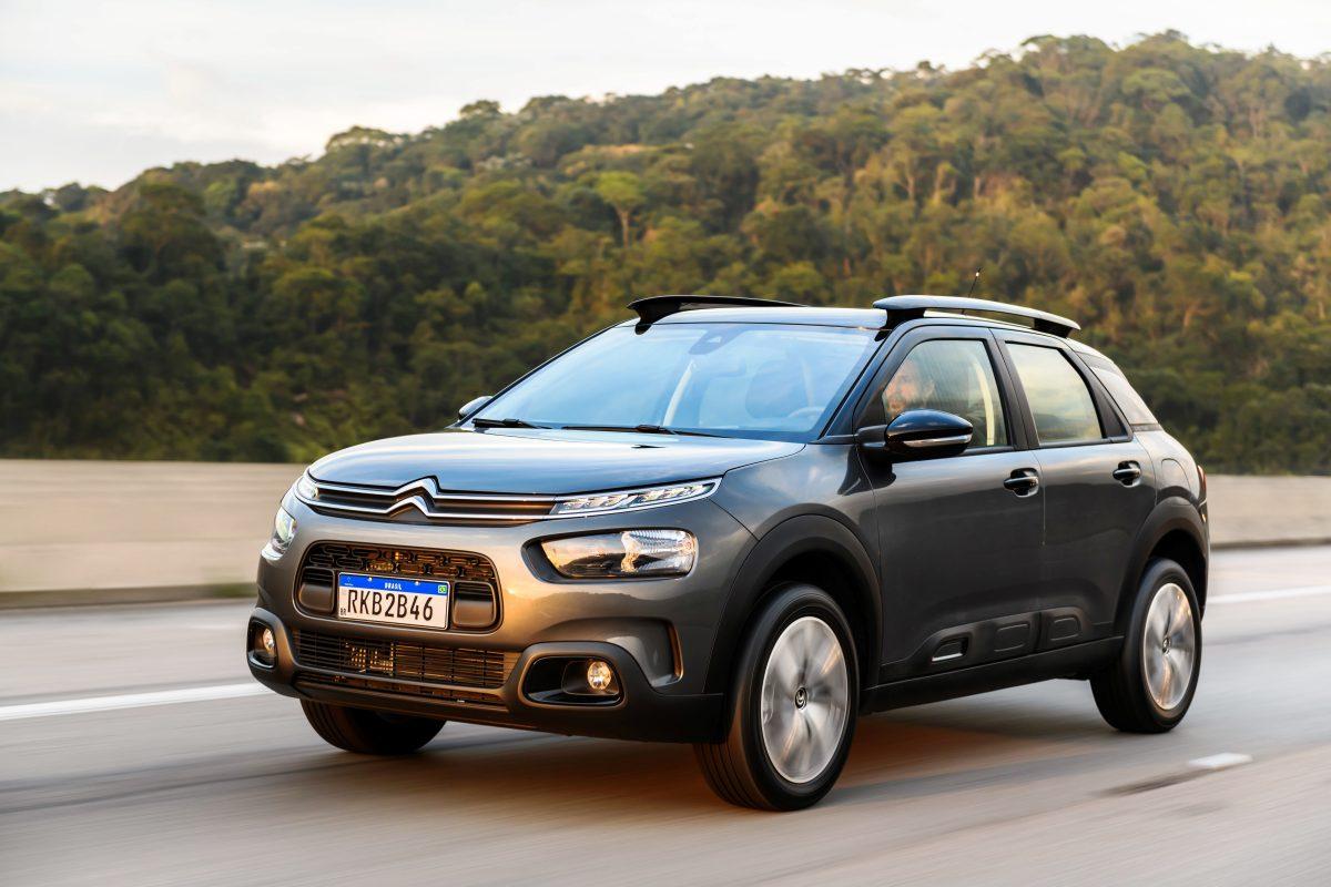 Oportunidade para ter o desejado C4 Cactus Citroën, na versão Feel, por condições atrativas
