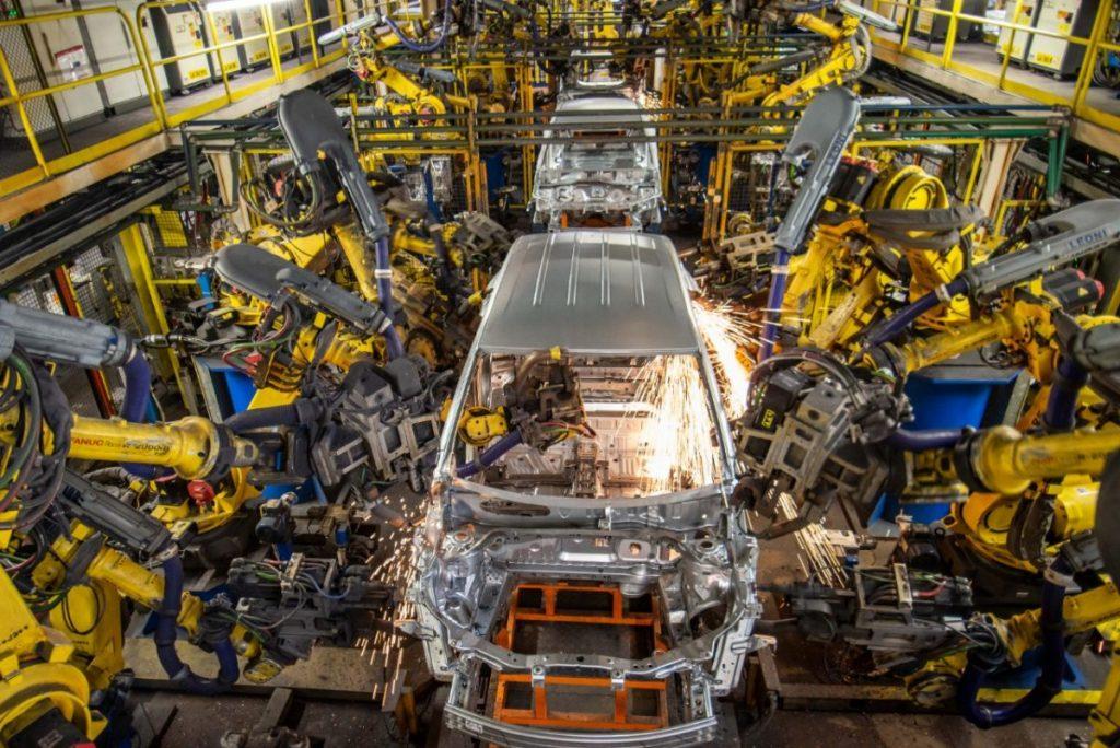 Chevrolet Onix é produzido da Fábrica de Gravataí