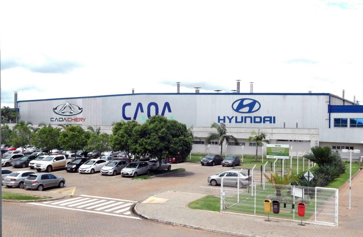 Caoa Chery foi a oitava marca de carros mais comprada em agosto de 2021
