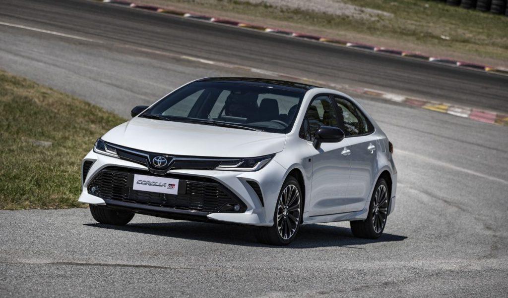 Toyota Corolla pode ter a vendas comprometidas
