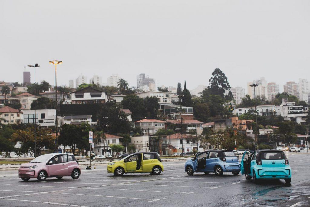 carro elétrico mais barato do Brasil