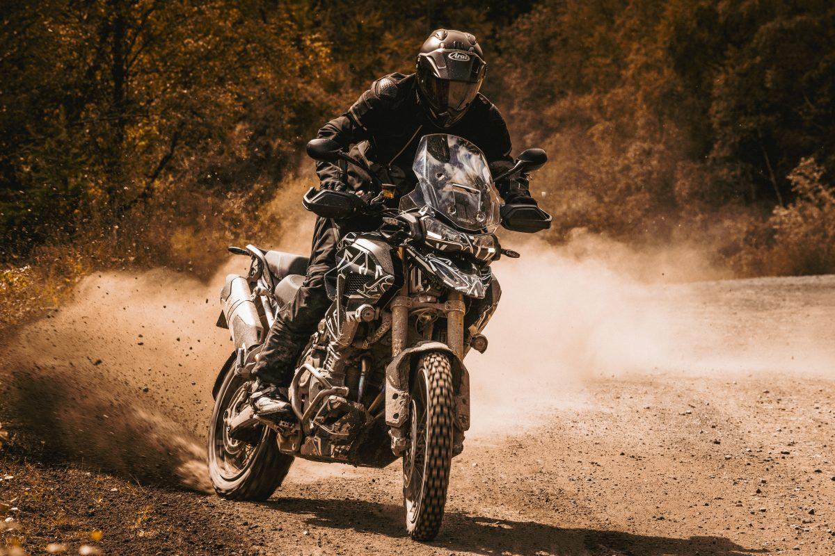 lançamento nova moto 2022 da Triumph está a caminho