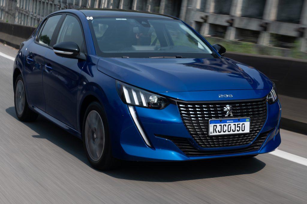 A Peugeot registra bons números em 2021 e já supera o total de vendas em 2020