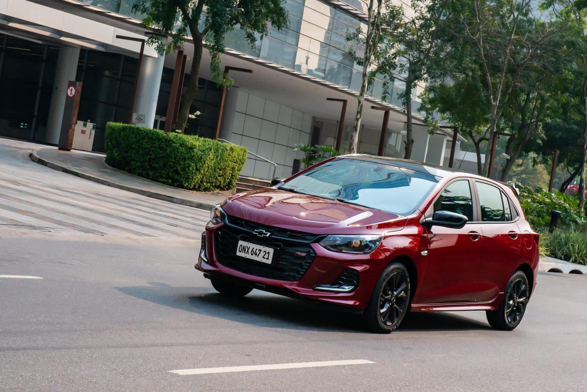 Chevrolet Onix não está entre os 50 modelos mais vendidos de agosto