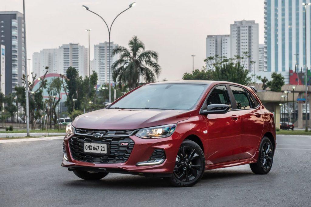 Chevrolet Onix retorna em busca da liderança
