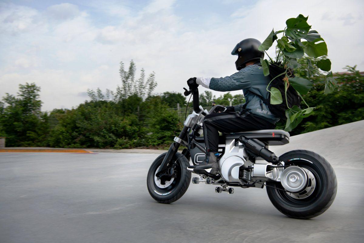 salão de munique 2021 em destaques como moto da BMW