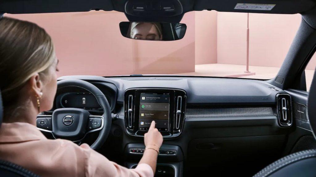 Destaques e Novidades Volvo XC40 Recharge 2022