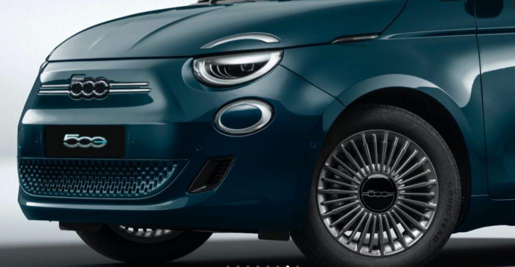 tudo sobre o Fiat 500e