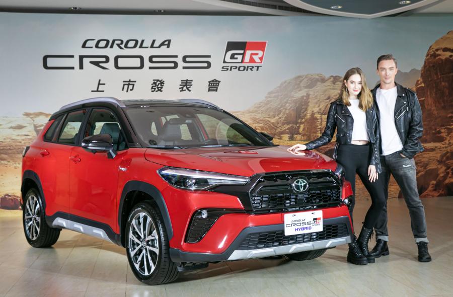 Corolla Cross GR Sport