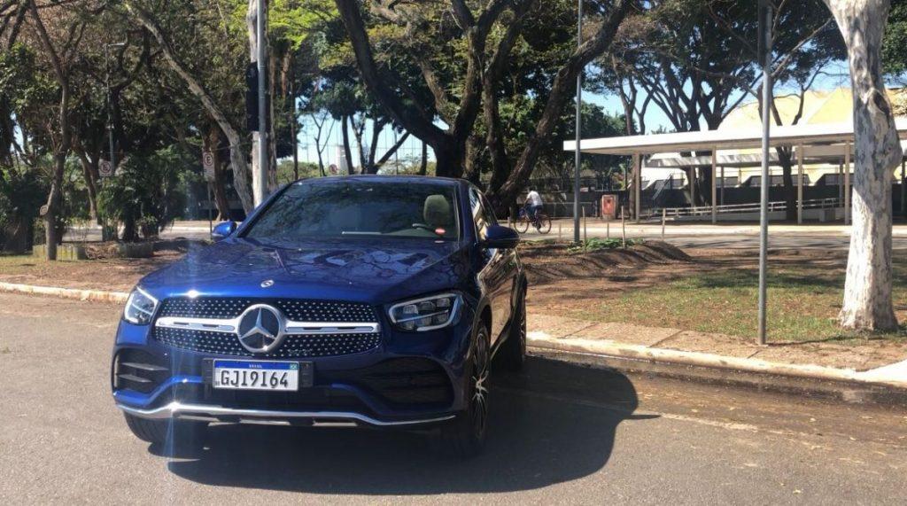 Mercedes-Benz GLC 300 4Matic Coupé tem preço de R$ 540.900
