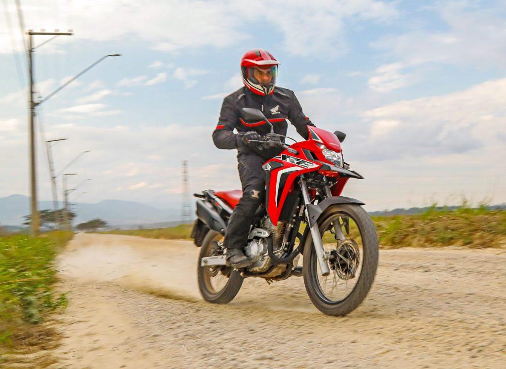 Honda XRE 300 está entre as motos mais roubadas