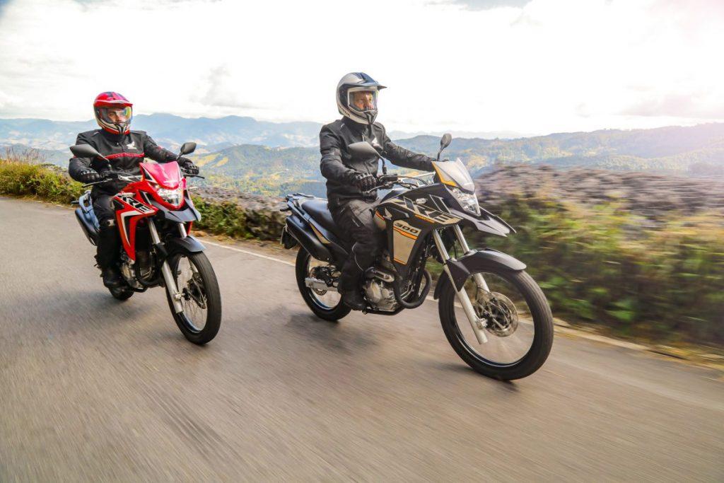 As motos da Honda são as mais roubadas no país